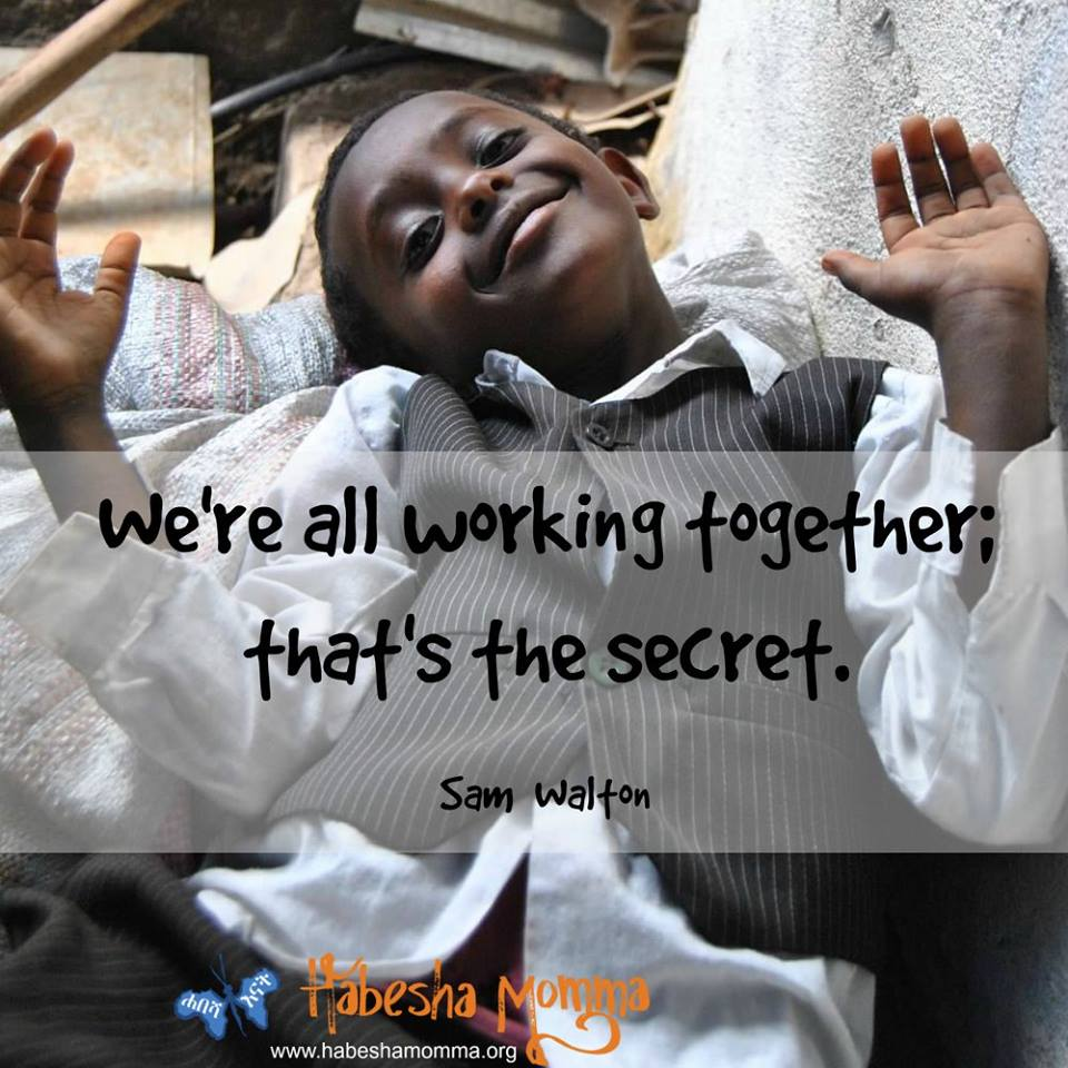 Help Ethiopian Kids