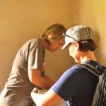 Team Members Installing