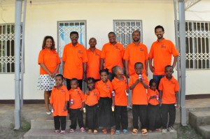 Mulat Knowledge School Staff and Students