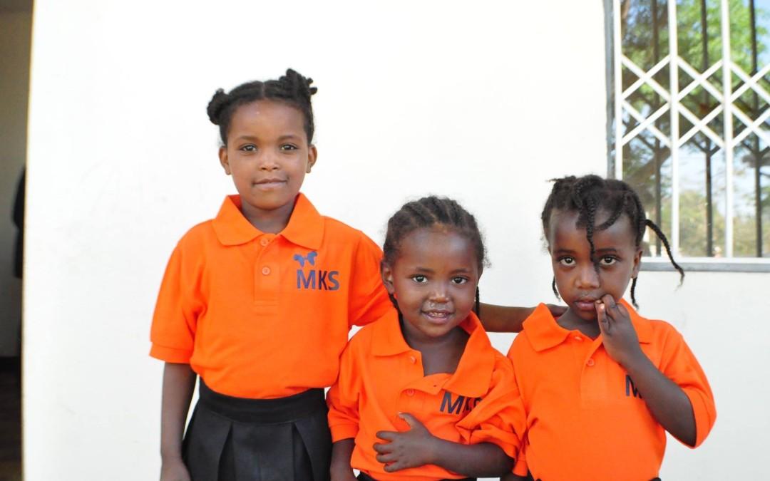 Mulat Knowledge School uniforms