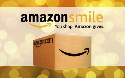 Shop at AmazonSmile and they will Donate to us!