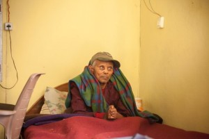 Adonna at the Hope For Korah Elders Home