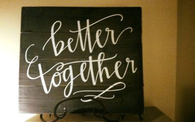 Better together!