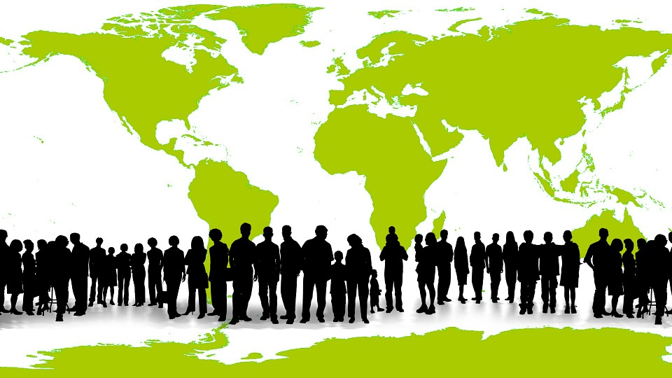 YOU can make a global impact!